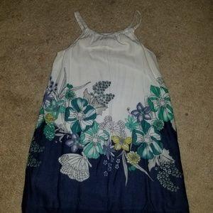 Girls Old Navy Spaghetti Strap Dress